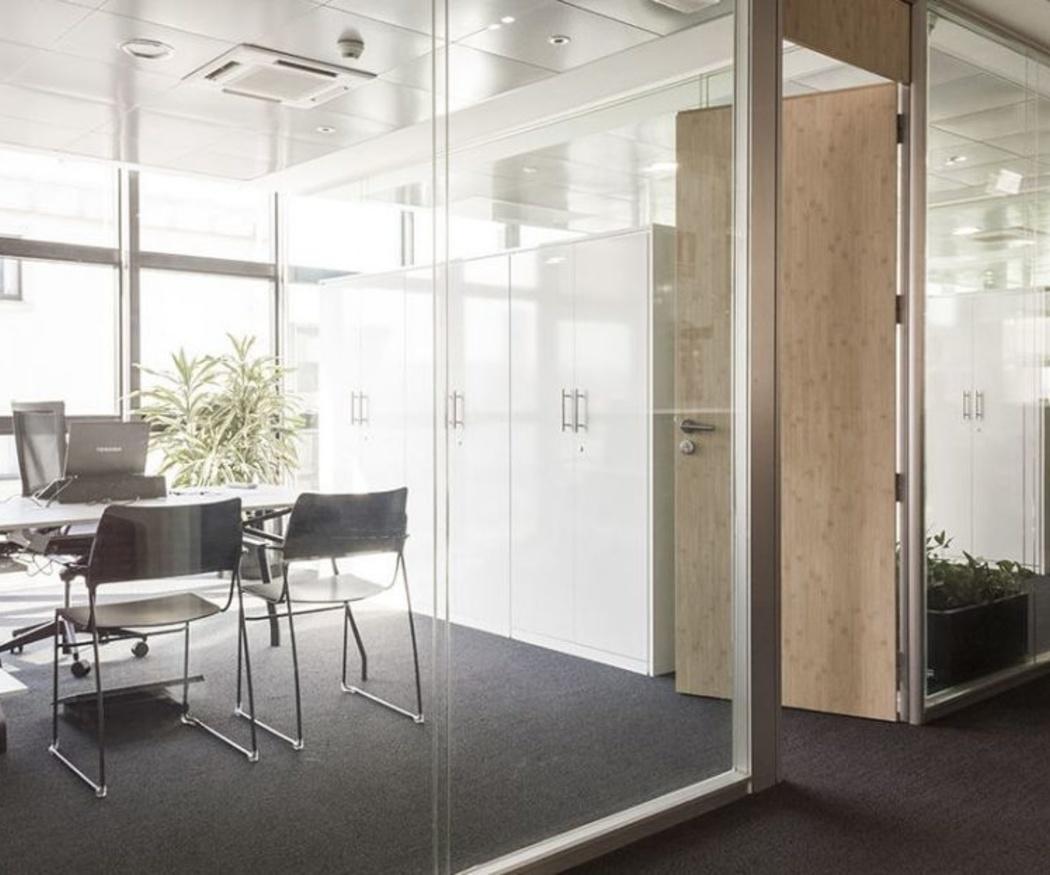 Cómo crear distintos espacios en la oficina.