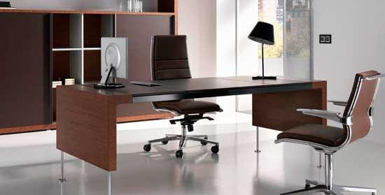 Decoración minimalista para oficinas Oftega