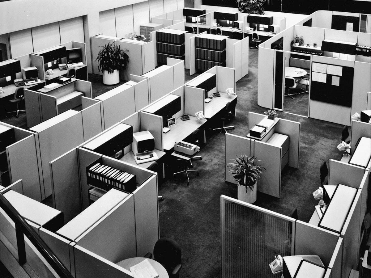 Evolución histórica de las oficinas
