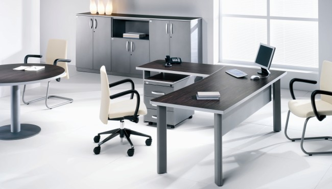 Decoración minimalista para oficinas