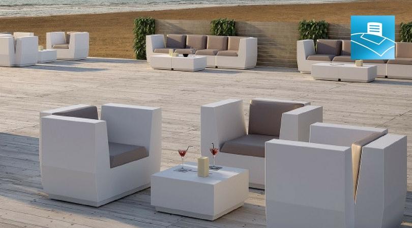 Mejores tendencias en mobiliario de hostelería