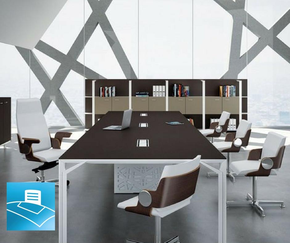 Sala de reuniones creativa