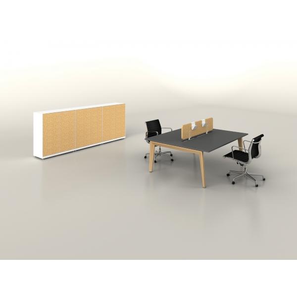 Panel separador para mesa  Ohio