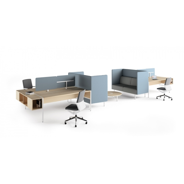 Mueble lateral bench SEVEN