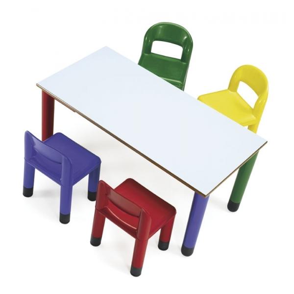 Mesa infantil rectangular 922