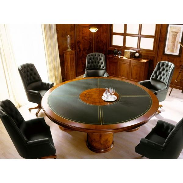 Mesa de juntas circular Babylon